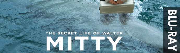 The Secret Life Of Walter Mitty Blu-ray On Sale!