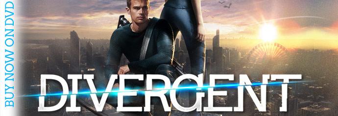 Buy Divergent On DVD!