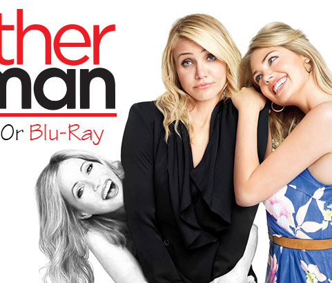 The Other Woman Blu-ray On Sale!