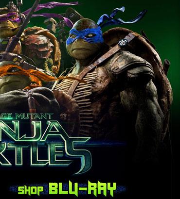 Buy Teenage Mutant Ninja Turtles On Blu-ray!