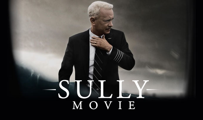 Sully (4K Ultra HD + Blu-ray + UltraViolet) movie.